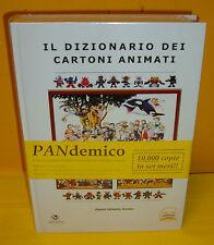 SIMION MEGA dizionario cartoni animati Dx ANTON VOLUMONE De LUXE CARTONATO NUOVO