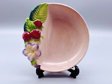 More details for art deco small plate dish australian design carlton