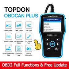 Auto EOBD OBD2 Car Code Reader Scanner Tool Emission Test Check Engine Light I/M