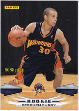 2009-10 PANINI ROOKIE CARD: STEPHEN CURRY #307 GOLDEN STATE WARRIORS RC/2x MVP