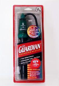 Penn Plax Guardian Aquarium Heater 110 Watt G10100 Brand New
