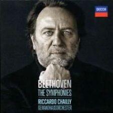 Beethoven The Symphonies Gewandhausorchester Leipzig Riccardo 2011 CD
