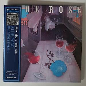 Blue Rose - Blue Rose   JAPAN CD OBI HTF CD