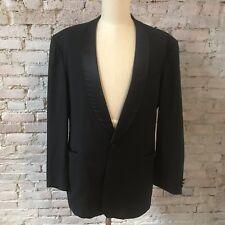 Hugo Boss Men's Tuxedo Jacket Shawl Collar LIDO 44L