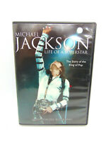 Michael Jackson: Life of a Superstar (DVD, 2009) The Story Of The King Of Pop