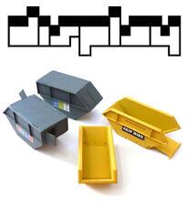 M.S/R—A Skips/Recycling. Multimedia laser cut model kit (Bachmann, Hornby)