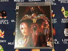 Soul Calibur 4 EXCELLENT CONDITION  (Sony PlayStation 3, 2008)
