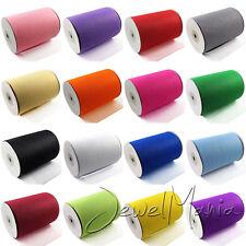 "6"" Wide x 25 Yards Tutu Tulle Soft Nylon Netting Graft Fabric Crafts Weddings"