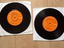 "2 DAVID BOWIE 7""s . GOLDEN YEARS & TVC 15"