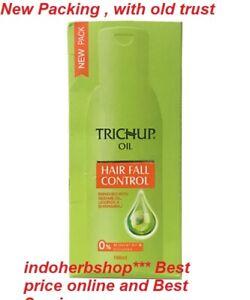 Trichup Oil Healthy Long Strong Hair Anti Dandruff Hair Loss 100+-200ml FreeShip