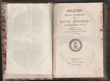 1826 (Verona), Bellezze della Commedia di Dante Alighieri d'Antonio Cesari P.D.O