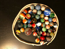 Marbles Variety Old, Antique ,Vintage, Collectible Colorful Lot of 50