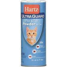 Hartz UltraGuard 7-Day 4 Oz. Powder Flea & Tick Treatment For Cats 24 pk