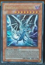 YU-GI-OH dragon blanc aux yeux bleus corrompu dpkb-fr023  ultra rare 1ST EDITION