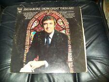 Jim Nabors-How Great Thou Art-LP-Columbia-30671