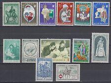 Belgium - 1941-1967 Stamp Accumulation (MNH)