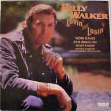 """BILLY WALKER """"Lovin' And Losin'"""" BRAND NEW FACTORY SEALED 1975 RCA LP"""