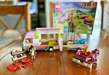 LEGO Friends: #3184 Adventure Camper - COMPLETE!