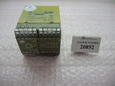 Safety relay PILZ type PNOZ V 30 s 24 V DC, Battenfeld Unilog 4000 control