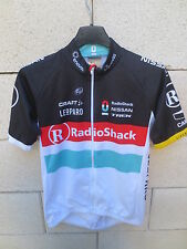 Maillot cycliste RADIOSHACK NISSAN Tour France 2012 SCHLECK trikot shirt 12 14 a