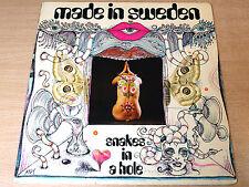 Made In Sweden/Snakes In A Hole/1969 Sonet Gatefold LP