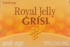 Grisi Royal Jelly Natural Anti Aging Herbal Soap Bar 3.5 oz.