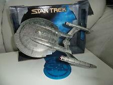 Star Trek Enterprise nx-01 con luz y sonido aprox. cm 30 con soporte OVP
