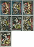 San Francisco 49ers 7 card 2015 Topps Chrome REFRACTOR/XFRACTOR lot-all differnt