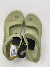 Teva Women's Hurricane Drift Sport Sandal SAGE GREEN 9 Medium 1102390 NEW