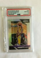 2018-19 Panini Prizm #26 Brandon Ingram Silver Prizm - LAKERS - PSA 10