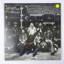 The Allman Brothers Band At The Fillmore East Gateflod Double LP 1971 Atlantic