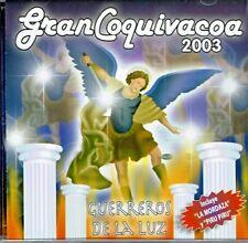 Gran Coquivacoa 2003 Guerreros de La Luz      BRAND  NEW SEALED CD