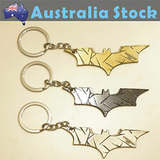 Batman SuperHero Metal keyring Keychain Key Ring Key Chain Super Hero 3 Colors