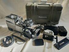 Panasonic Color Video Camera WV-F350E, A6-7450, SVHS, F350 CCD III