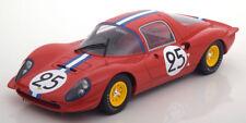 CMR Ferrari Dino 206 S 24h Le Mans 1966 Vaccarella/Casoni #25 1/18 Scale New!