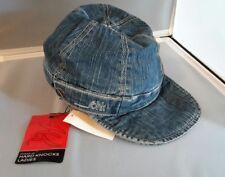 Denim Hat School of Hard Knocks Ladies Lined Baseball Style New msrp 25.00