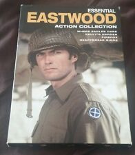 Essential Eastwood: Action Collection DVD 4-Disc Set. Wg