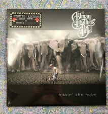 LP ~ the Allman Brothers Band - hittin' the note ~ Ivory and Elephant vinyl