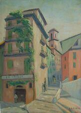 Andrée MEUNIER AUBERT (1902-1971) HsP Provence / Fauvist / Fauvism / Fauviste