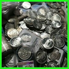 ✯Estate Lot Us Morgan Peace Silver Dollars ✯1 Bu Mint Ms Unc ✯ O, S, P, Cc Mint✯