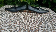 Paul Green Munchen Black leather shoes UK 4.5 EU 37.5
