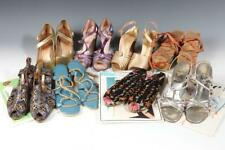 Vintage Vogue Dress Paterns And Selection Of Shoes , Lot 471