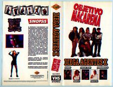 OBJETIVO MACARENA Santiago Urrialde Rebeca Dream Team, Paco Pil, Fernandisco VHS