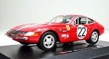 1/24 Bburago/burago - Ferrari 365 Gtb4 Competición