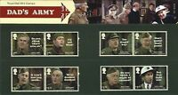 2018 GB QE2 ROYAL MAIL COMMEMORATIVE STAMP PRESENTATION PACK NO 557 DADS ARMY