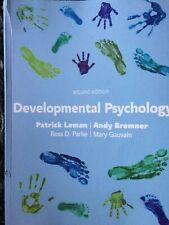 Developmental Psychology, 2e by Patrick Leman 9780077175191   Brand New