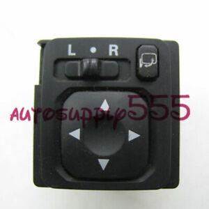 Rear View Power Mirror Switch Folding Fit Mitsubishi Pajero Montero MR951187