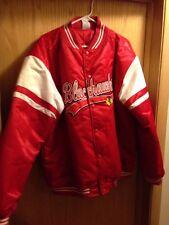 Chicago Blackhawks Vintage Unique Old School Jacket Size L