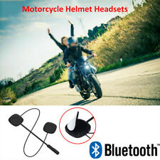 Wireless Bluetooth Stereo Headsets/Headphone w/Mic for Cycling Skating Helmet Us