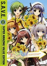Shuffle!: The Complete Collection [S.A.V.E.] [4 Disc DVD Region 1